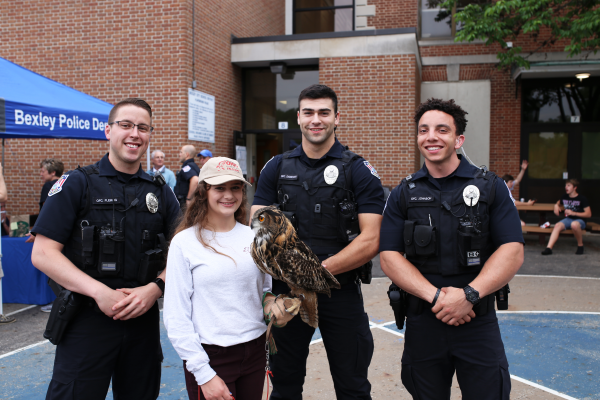PoliceOwls