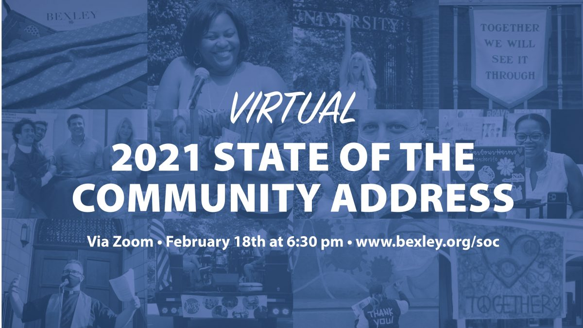 The City of Bexley's 2021 State of the Community Address