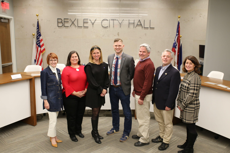 2020-2021 Bexley City Council photo